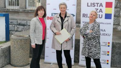 Tamara Smokvina objavila kandidaturu za načelnicu Viškova; podržali ju Kvarnerska inicijativa i Lista za Rijeku