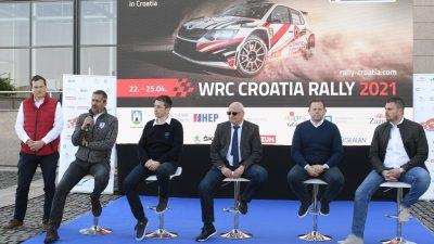 Hrvatska je spremna – Na Croatia Rally stiže svjetska reli elita