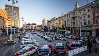 WRC CROATIA RALLY – Ogier preuzeo i zadržao vodstvo