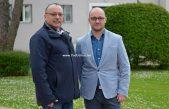 [VIDEO] Željko Grbac i Sandro Pecman najavili izlazak na izbore, ali i 'podvukli crtu' pod dosadašnji rad