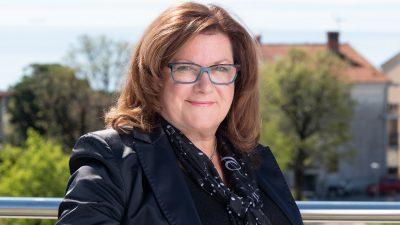 [RAZGOVOR] Doris Stanić, predsjednica KUD-a Učka: Vedran Kinkela svojim programom pogađa 'prave note'
