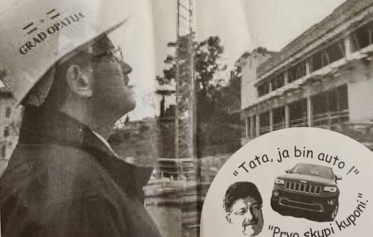 Ivo Dujmić zbog ovog letka podnio kaznene prijave: 'Mene i moju obitelj prikazuje se kao kriminalce'