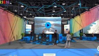 """Kvarner se ovog vikenda virtualno predstavio na najvećem austrijskom turističkom sajmu """"Ferienmesse"""""""