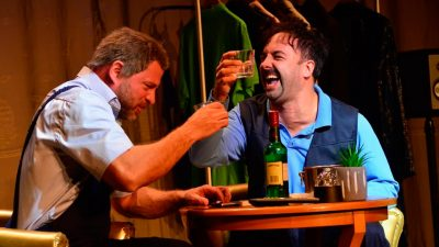 Luda kuća i Teatar Exit ovog vikenda u Gervaisu