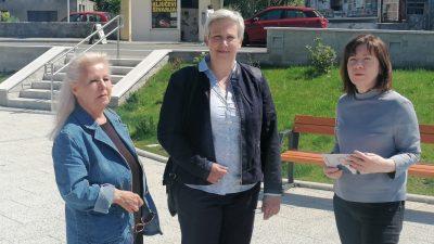 Tamara Smokvina: Prioritet je u Viškovu srediti zapuštenu komunalnu infrastrukturu