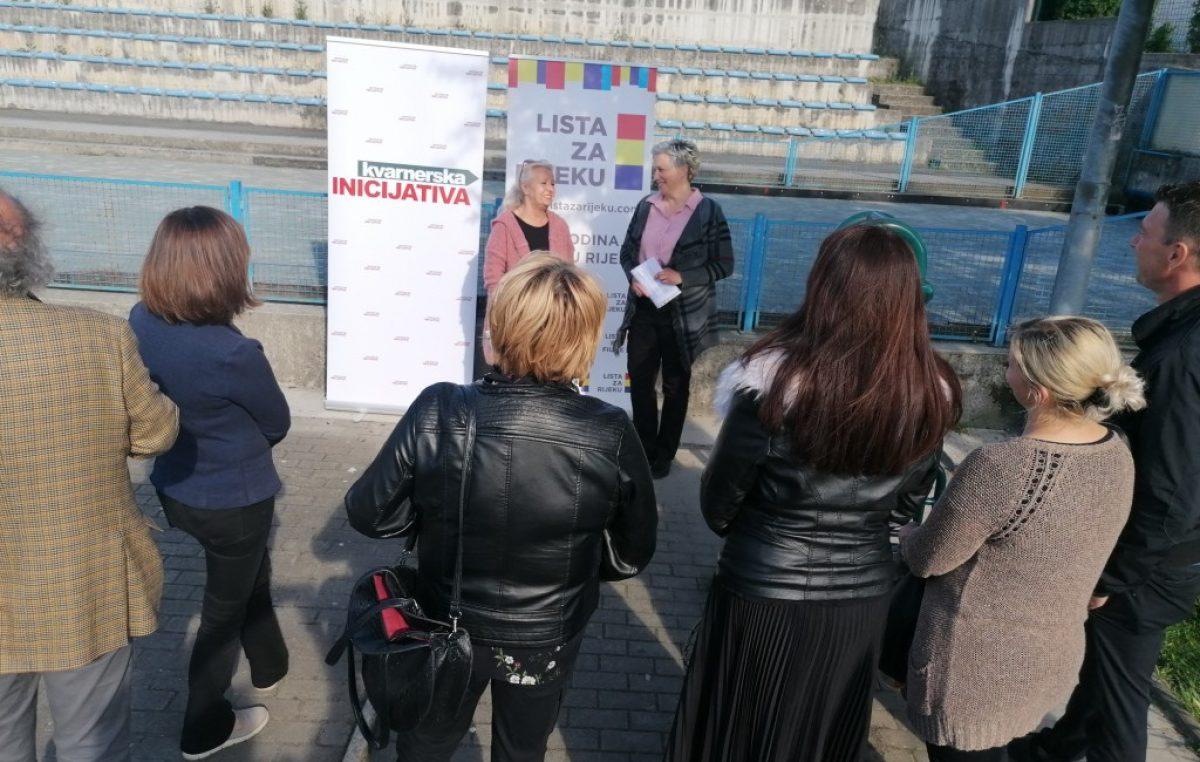 Kvarnerska inicijativa Viškovo i Lista za Rijeku: Dosta je urbanističke anarhije i improvizacije u Viškovu