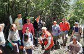 [FOTO] Zajedničkim snagama članova ŠRD 'Preluk' i PD 'Lisina' probijena je druga dionica pješačkog puta Matulji – Preluk