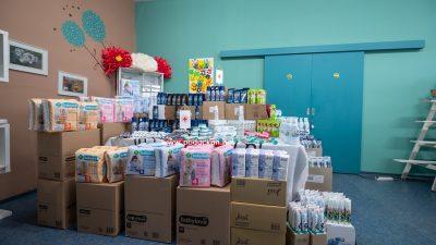 [FOTO] Tjedan Crvenog križa zaključen donacijom Dječjem domu u Lovranu
