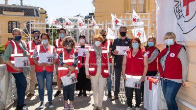 [FOTO] Uručene zahvalnice Hrvatskog Crvenog križa volonterima GDCK Opatija – II. dio