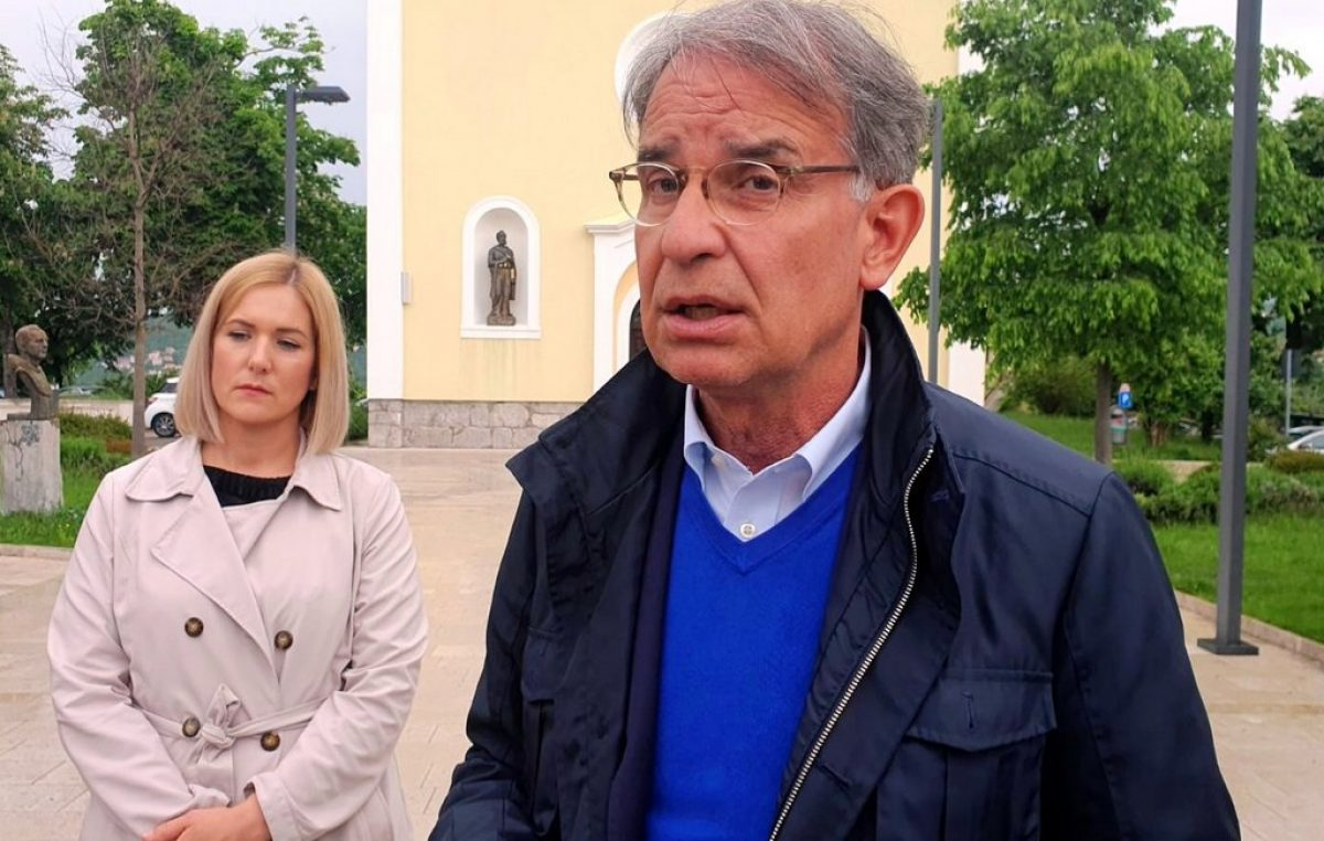 Ministar Butković i Gari Cappelli podržali kandidatkinju Marinu Tomić Pujić za načelnicu Viškova