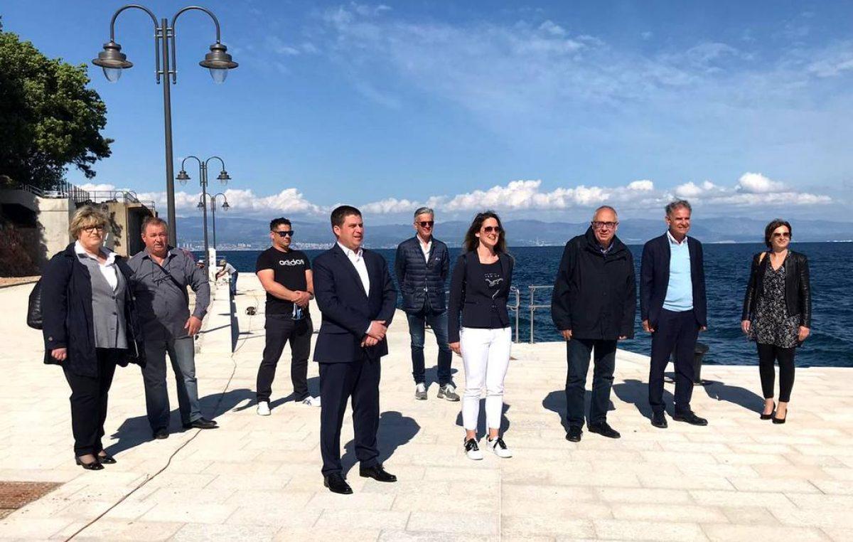 Cappelli i Butković podržali kandidaturu Avelina Baretića