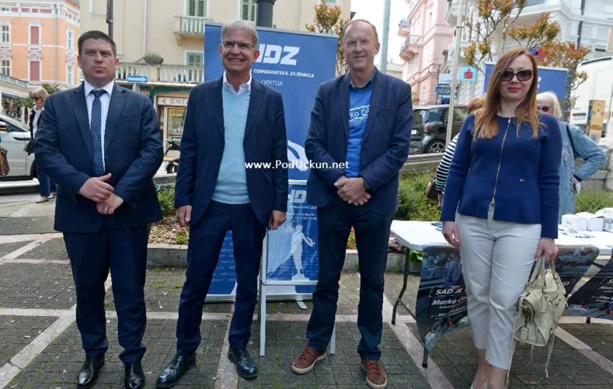 [VIDEO] Oleg Butković podržao Ćorića i dao apsolutnu potporu projektu obilaznice Opatije