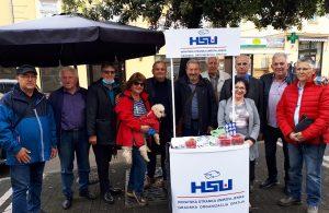 GO HSU Opatija očekuje dobar izborni rezultata