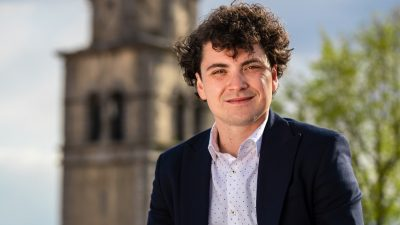 Dajan Delić: Jedan od prioriteta mog mandata bit će izgradnja novog doma zdravlja u Kastvu