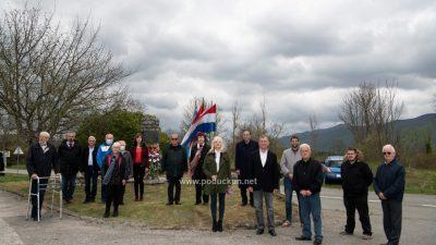 [FOTO] Obilježen Dan oslobođenja Općine Matulji nizom komemoracija u gornjem kraju @ Mune, Žejane, Pasjak