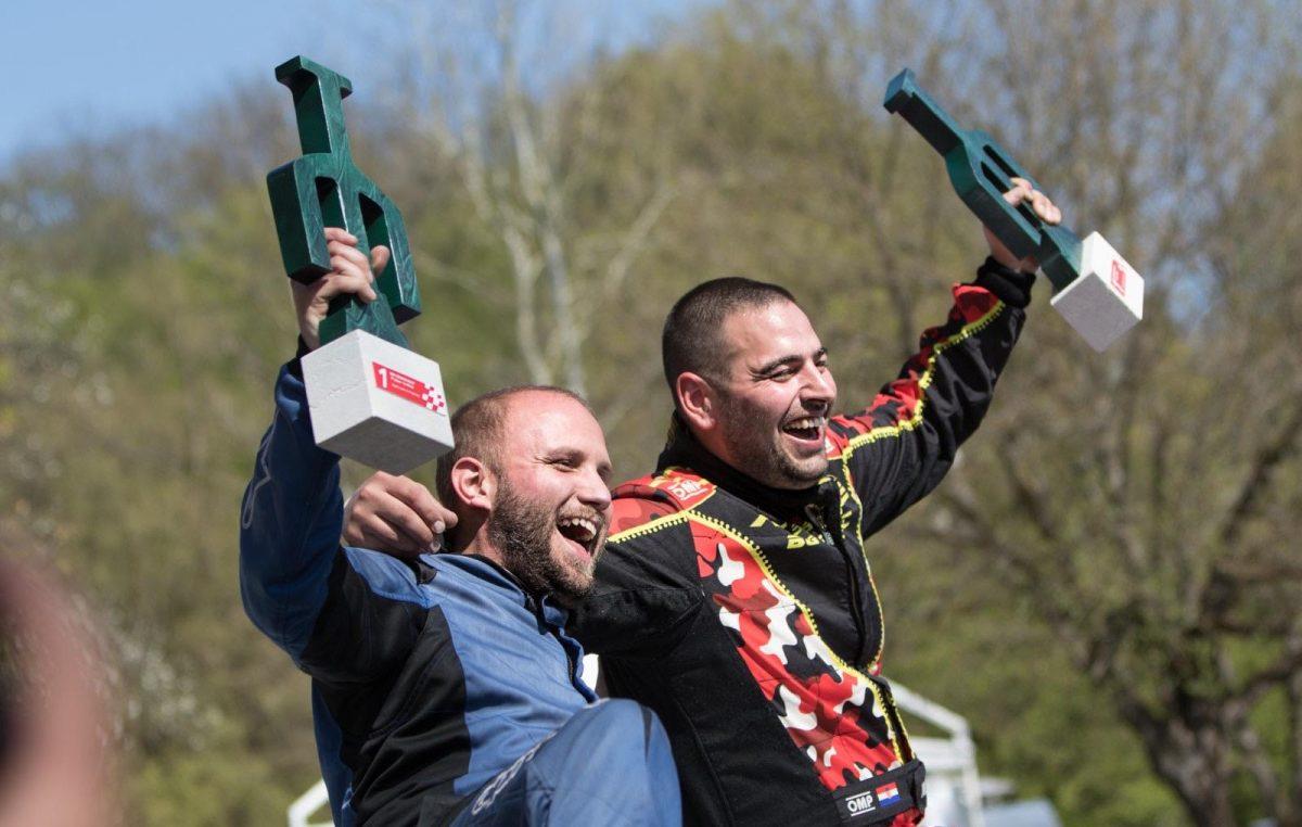 [VIDEO RAZGOVOR] Mateo Butorac nakon sjajnog nastupa na WRC Croatia rallyju: Kad smo prošli kroz cilj preplavile su me posebne emocije