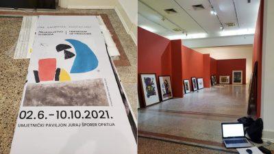 U OKU KAMERE Picasso i Miró stigli u Opatiju