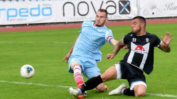 [FOTO/VIDEO] Nogometaši Opatije odigrali su neriješeno protiv Kustošije