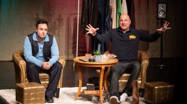 U centru Gervais održana predstava 'Samo preko njega mrtvog' @ Opatija