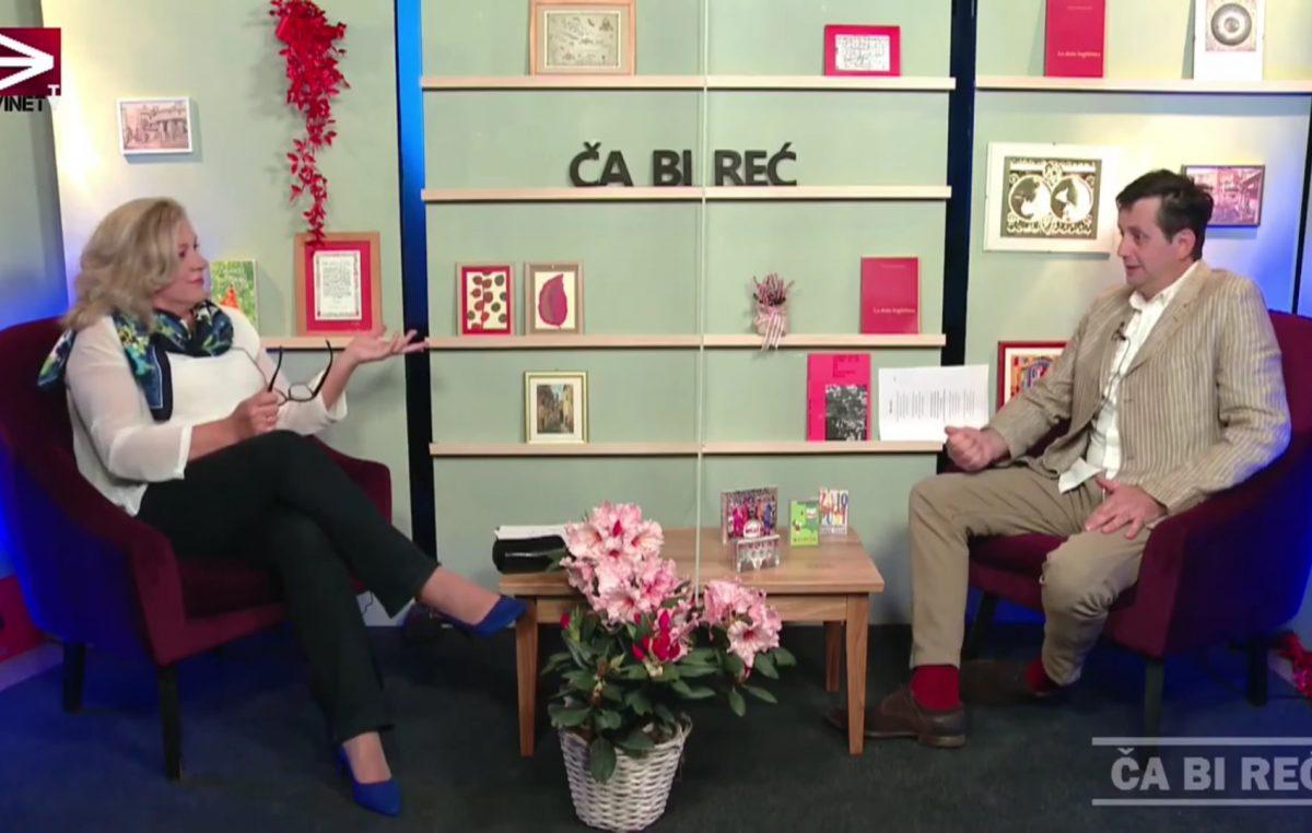 [VIDEO RAZGOVOR] Ča bi reć z Rajkun Jurdana Šepić: O muzike ka život znači govori Igor Lesica
