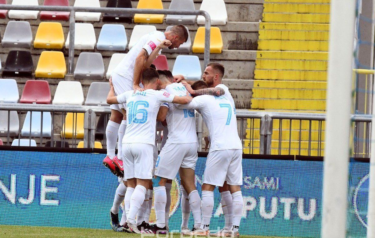 [FOTO] Nogometaši Rijeke pobjedom protiv Gorice osvojili treće mjesto!