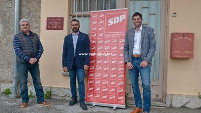 [VIDEO] Kinkela i Baćić: Općina Matulji mora postati partner mjesnim odborima i mještanima