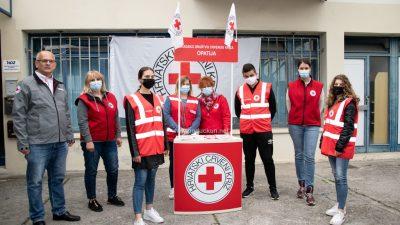 [FOTO/VIDEO] Najavljen program obilježavanja Tjedna Crvenog križa