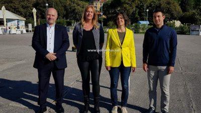 [VIDEO] Neva Slani i Vedran Kružić podržali Kirigina: Opatija treba promjenu