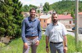 Kandidat za načelnika Općine Matulji Vedran Kinkela i kandidat za zamjenika Eduard Baćić pozvali birače da podrže novu energiju za vedru budućnost Matulja