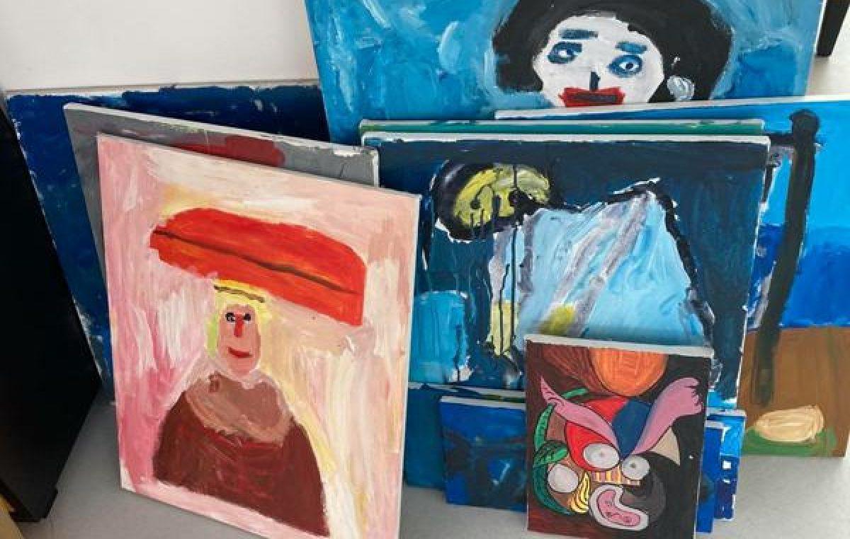 U OKU KAMERE Izložba Picassa i Miróa i u opatijskom Dječjem vrtiću