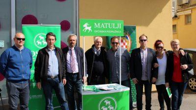 Zelena koalicija za E.K.O. Matulji predstavila kandidate s liste za općinsko vijeće