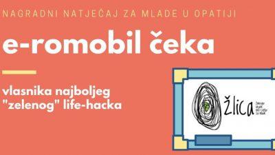 [VIDEO] Mladi Opatijac Aleks Prpić pobjednik je Žmergovog nagradnog natječaja