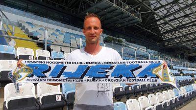 Fausto Budicin novi voditelj Škole nogometa HNK Rijeka