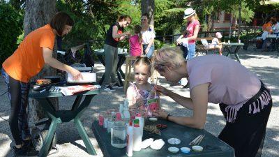 [VIDEO] Današnji dan u Kastvu obilježen dječjim radionicama i sportskim aktivnostima