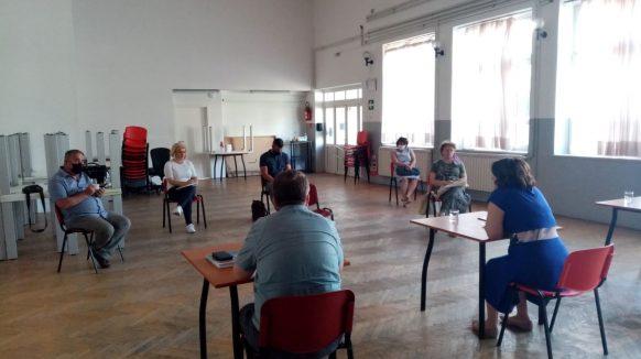U Viškovu održan sastanak općinske načelnice i suradnika s čelnicima općinskih ustanova i tvrtki te Zajednice sportskih udruga
