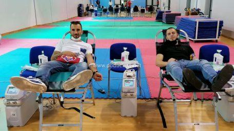 [FOTO] Održana akcija dobrovoljnog darivanja krvi u Opatiji