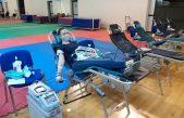 Akcija dobrovoljnog darivanja krvi ove srijede u Sportskoj dvorani Marino Cvetković