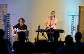 [VIDEO/FOTO] Sjanim nastupom jazz dua 'Alba & Leo' nastavljen koncertni serijal 'Jazz petkom na Zametu'