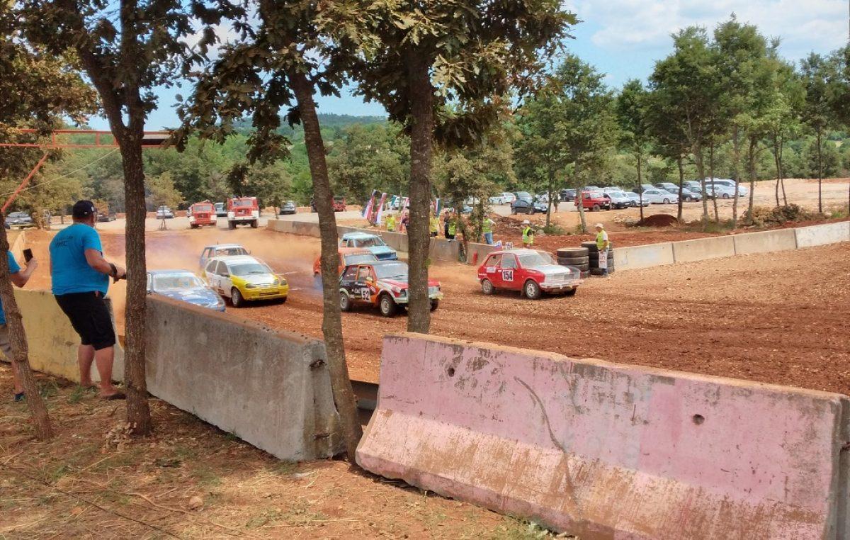 Autocross u Gambetićima – Spektakl u prašini