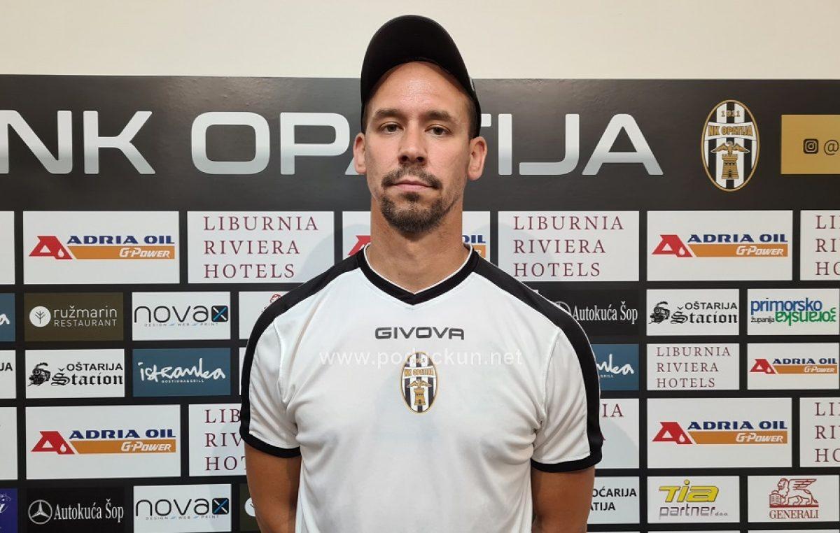 [VIDEO] Igrači Opatije Moreno Stanić i Erik Drozdek: Dat ćemo sve od sebe da pobijedimo u današnjoj utakmici