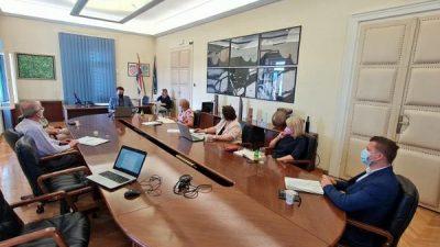 Gradonačelnik Kirigin održao prvi kolegij te predstavio neke od najvažnijih projekata koji su sada u fokusu