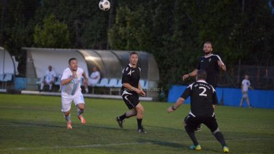 [FOTO/VIDEO] Veterani Rijeke i Opatije odigrali memorijalnu utakmicu u spomen na Gorana Brajkovića @ Opatija