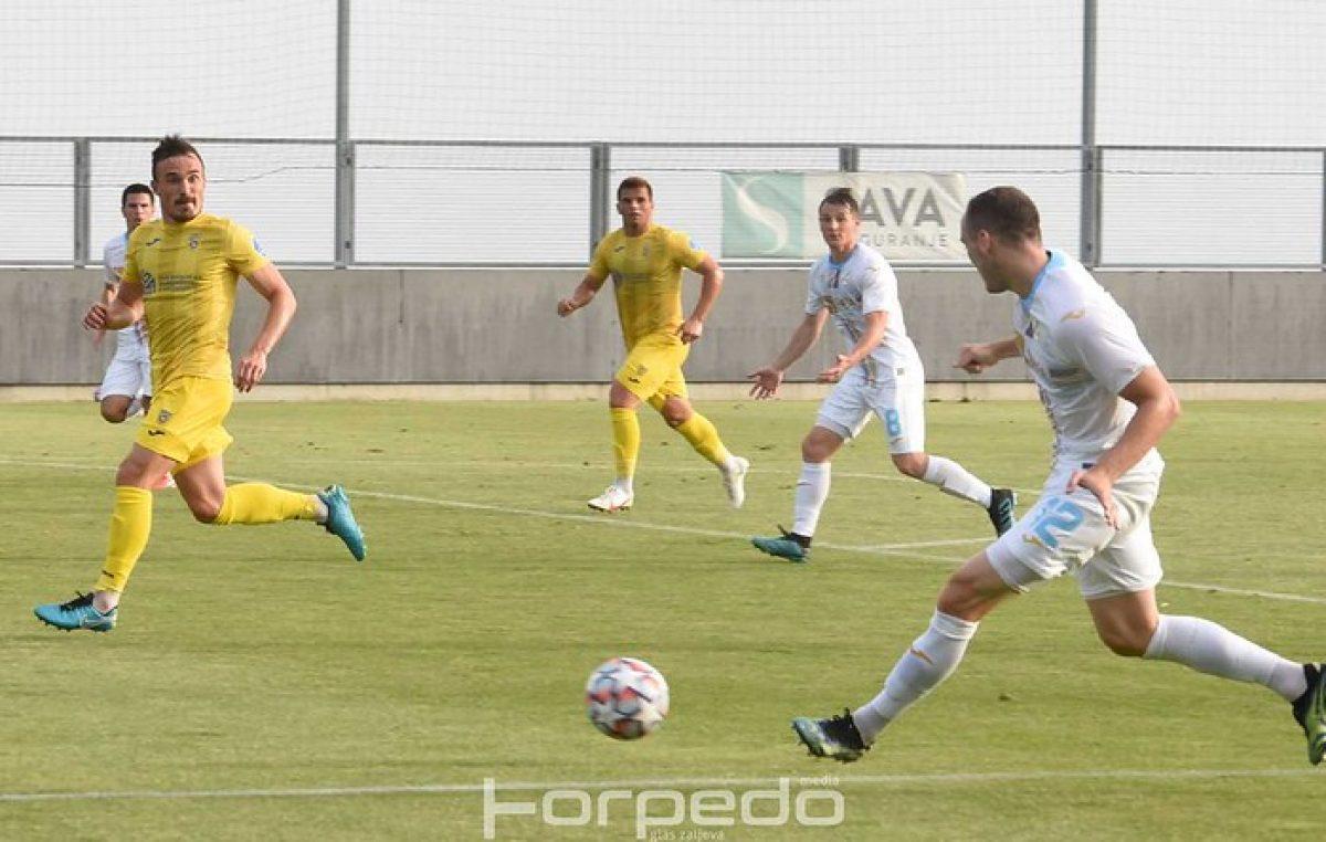 Rijeka i Žilina odigrali pripremnu utakmicu bez pobjednika