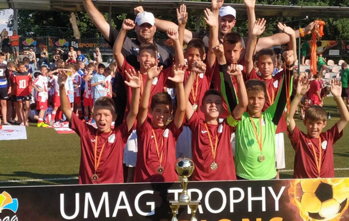 Umag trophy: Rijeka osvojila drugo i treće mjesto