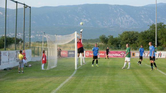 [VIDEO/FOTO] Plavo-zeleno finale u Omišlju spustilo zastore na nogometnu sezonu