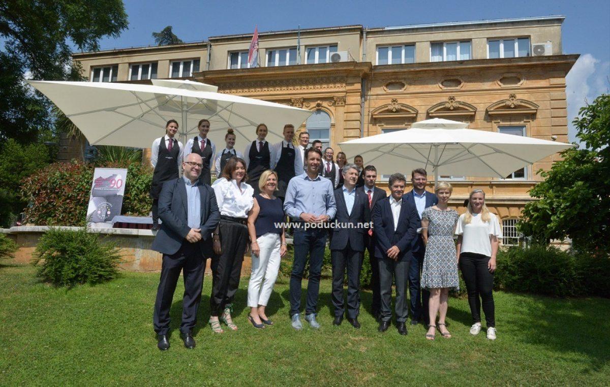 [VIDEO/FOTO] Pic-nic Chic s gostima iz Nice
