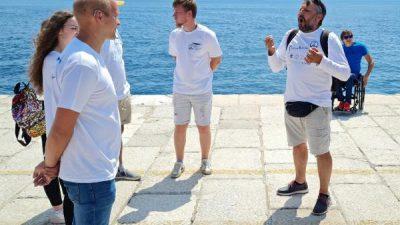 S vjetrom kroz tišinu – Jedriličarsko druženje gluhih osoba prvi puta u Opatiji