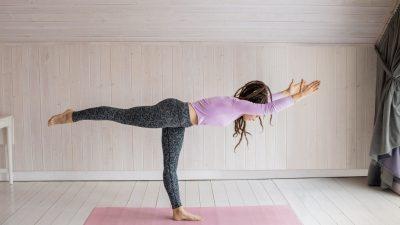 Yoga opuštanje prije vikenda u Foliotu