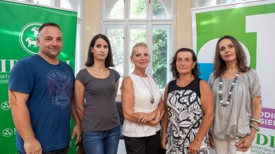 Diana Milanović nova je predsjednica Gradske podružnice IDS-a Opatija