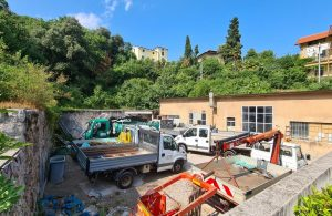 Opatijci napokon dobivaju zatvoreni bazen koji će se graditi između sportske dvorane i zgrade uprave Parkova